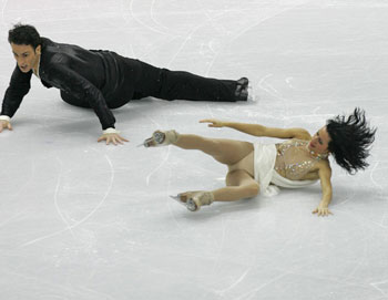 Mari-France Dubreuil and Patrice Lauson